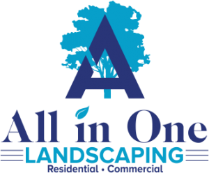All In One Landscaping logo