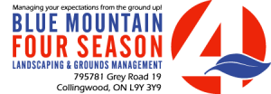 Blue Mountain Four Season logo