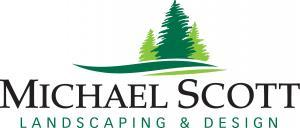 Michael Scott Landscaping logo
