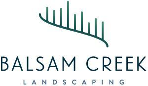 Balsam Creek Landscaping logo