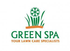 Green Spa Lawn Care logo