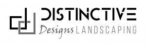 Distinctive Designs Landscaping logo