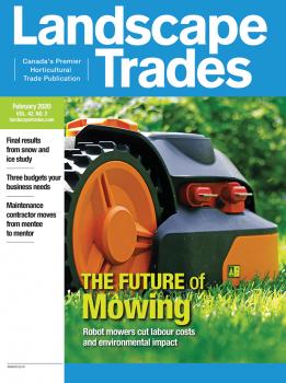 Landscape Trades Magazine Landscape Ontario
