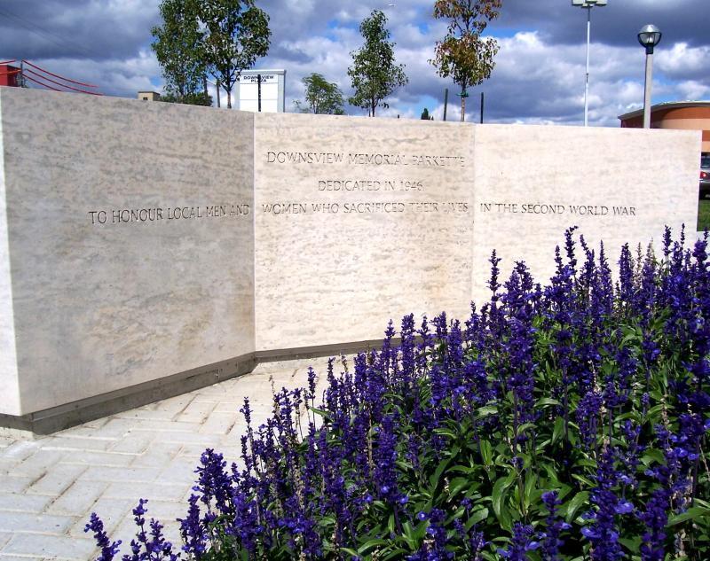 2006 - Special Interest Construction  - Memorial wall