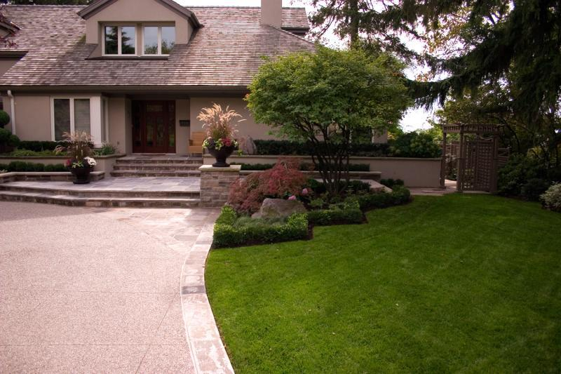 2007 - Private Residential Maintenance  - 15,000 sq ft - 1 acre