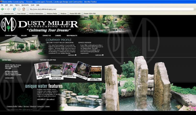2007 - Web Sites