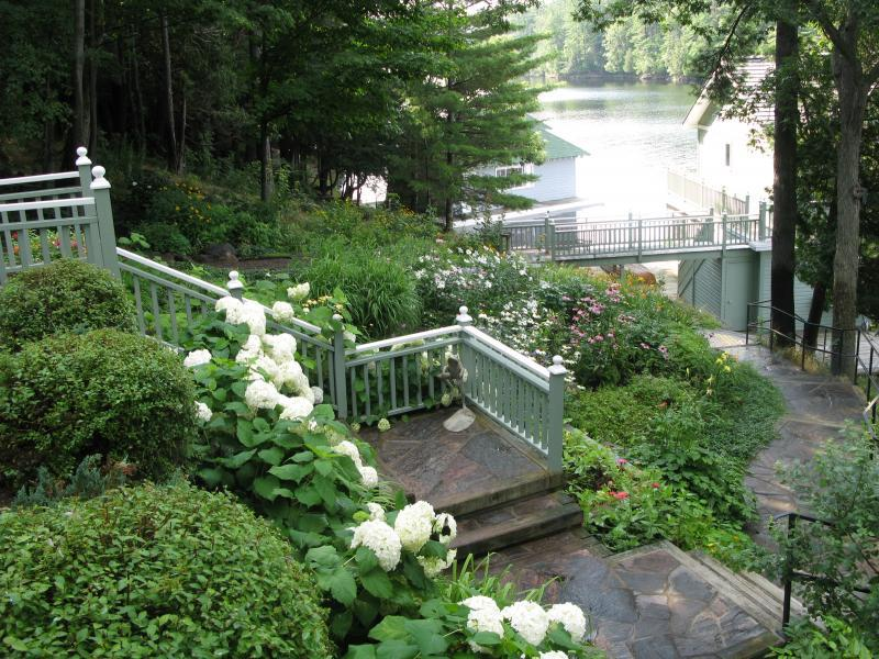 2008 - Non-Turf Maintenance  - lakeside upper terraces