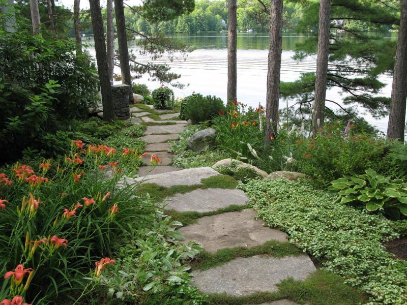 2008 - Non-Turf Maintenance  - new lakeside path