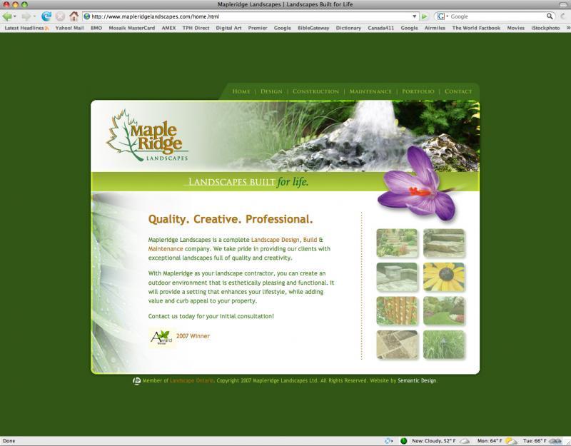 2008 - Web Sites