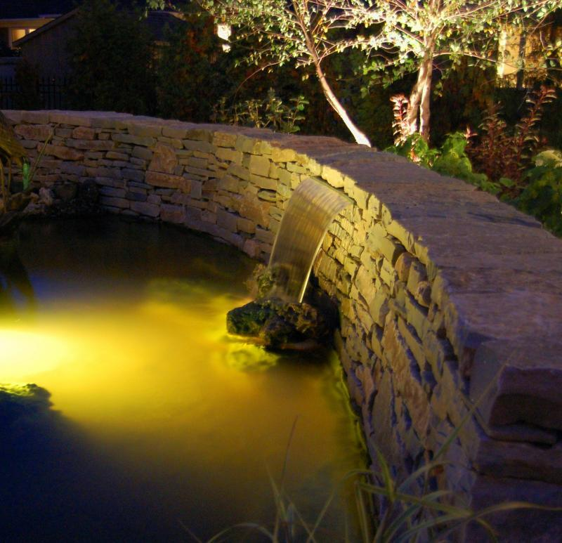 2008 - Water Features