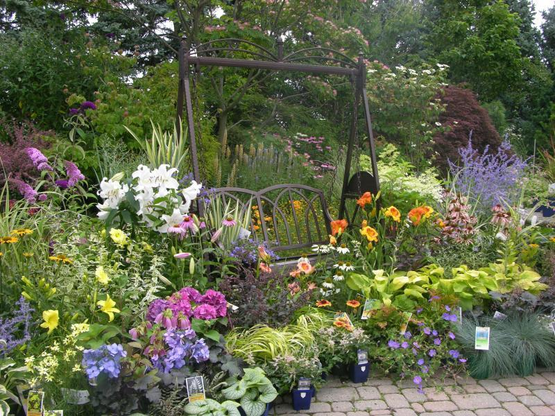 2009 - Outstanding Display of Plant Material - Annuals and/or Perennials