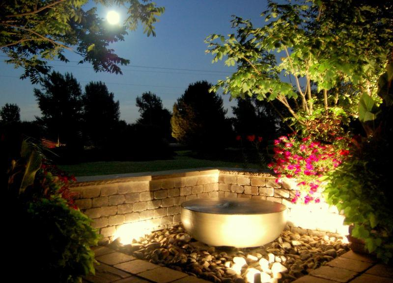 2009 - Landscape Lighting Design & Installation - Over $30,000