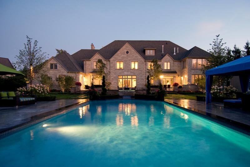 2009 - Landscape Lighting Design & Installation - Over $30,000