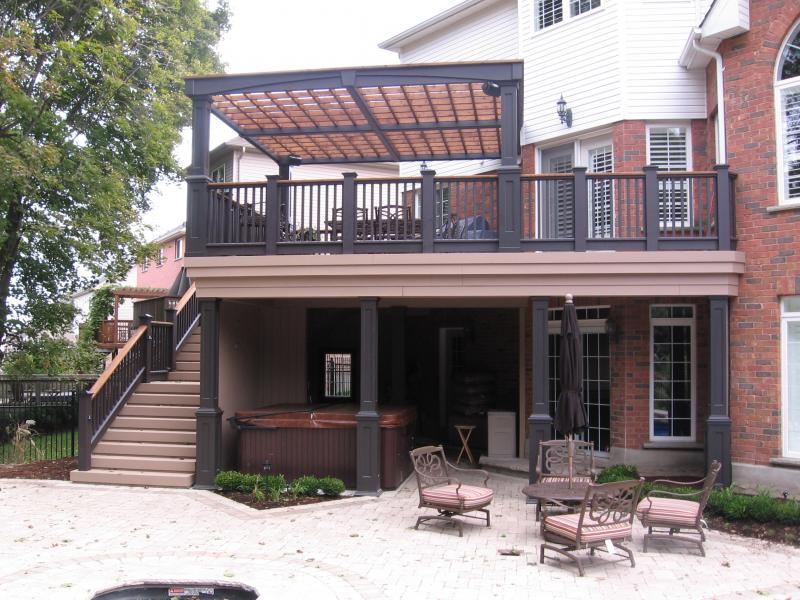 2009 - Residential Construction  - $100,000 - $250,000 - Deck