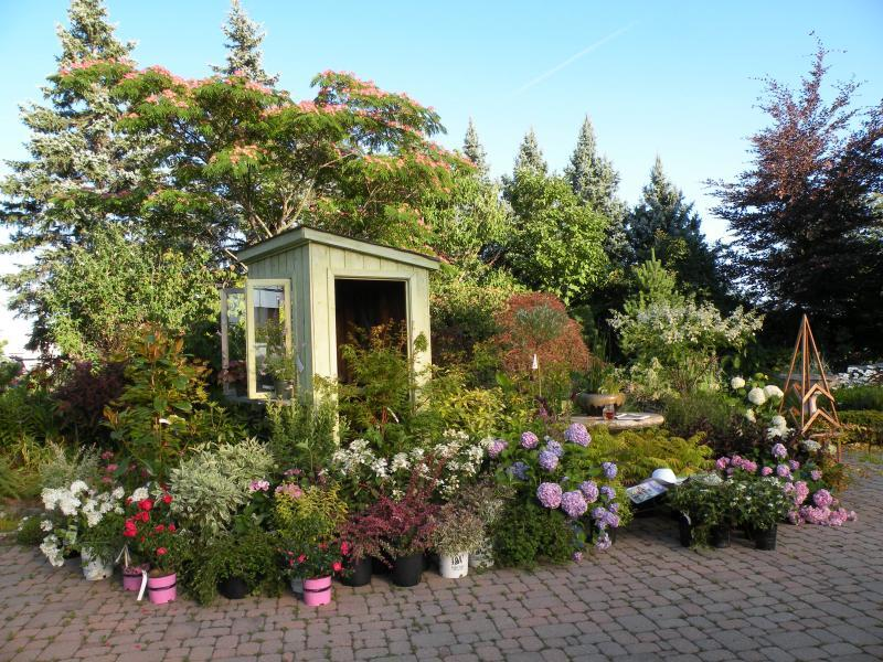2010 - Outstanding Display of Plant Material - Deciduous Shrubs and/or Trees