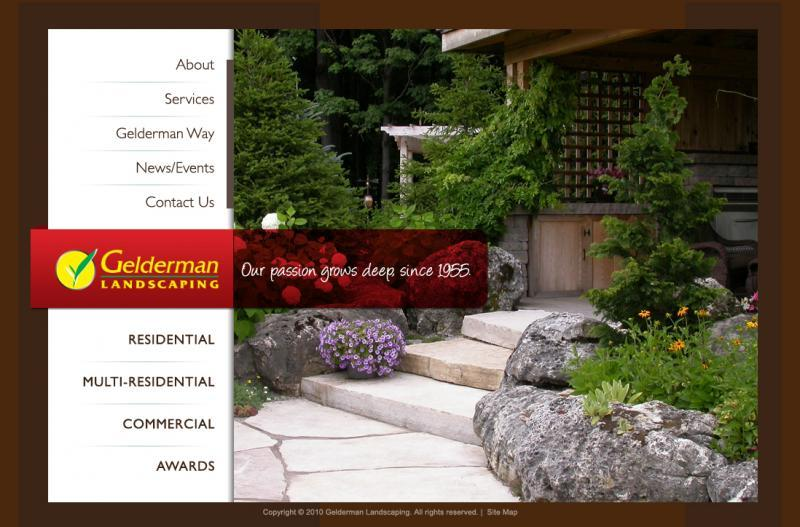 2010 - Web Sites  - Home Page