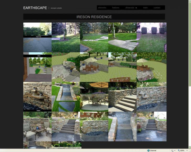 2011 - Web Sites  - Ireson Residence