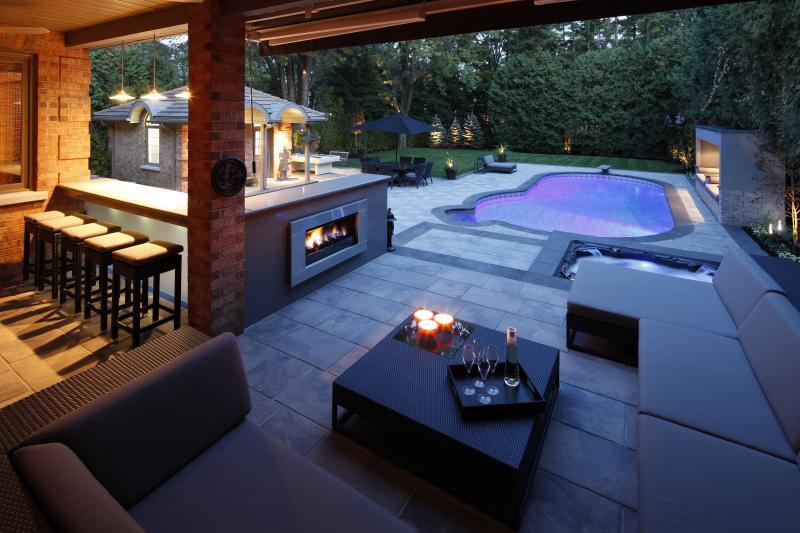 2010 - Landscape Lighting Design & Installation - Over $30,000
