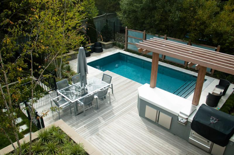 2010 - Residential Construction  - $100,000 - $250,000 - Pool Deck Lounge