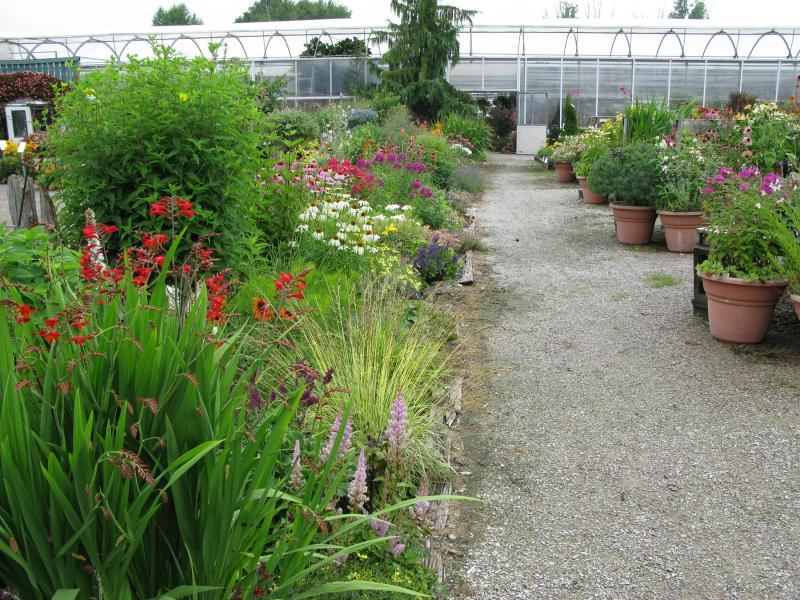 2011 - Permanent Display Gardens - Over 500 square feet