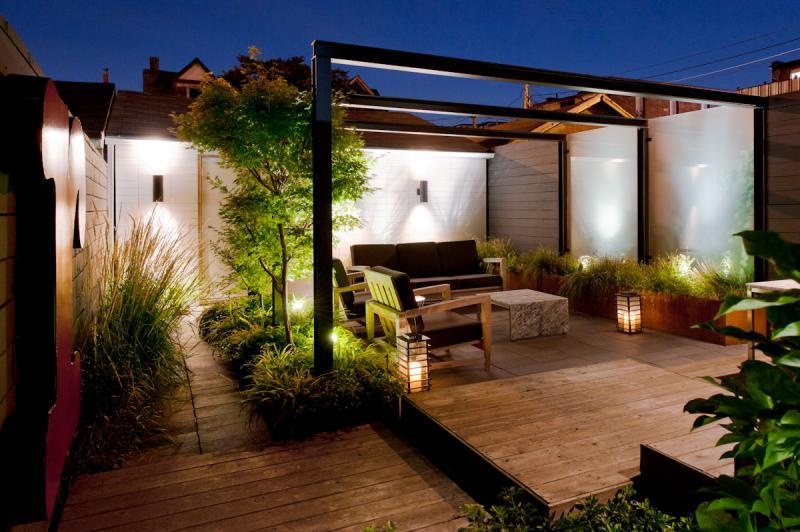 2011 - Residential Construction - $50,000 - $100,000 - view at night