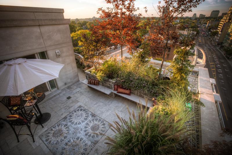 2011 - Balcony or Rooftop Garden - 9th Storey