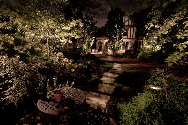 2011 - Landscape Lighting Design & Installation - Over $30,000 - Eleven