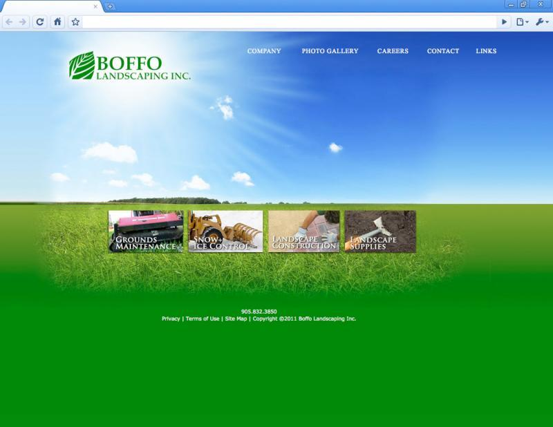 2011 - Web Sites  - Homepage