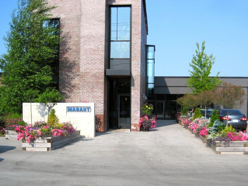 2012 - Corporate Building Maintenance  - Under 2 acres  - Main Entrance