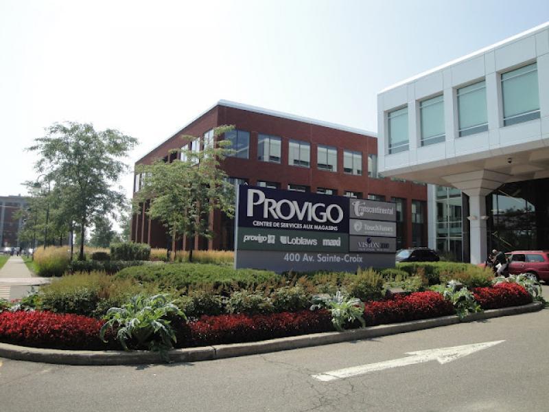 2012 - Corporate Building Maintenance  - Under 2 acres  - Provigo