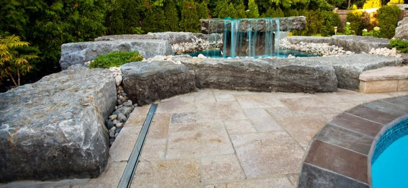 2012 - Water Features  - crystal blue