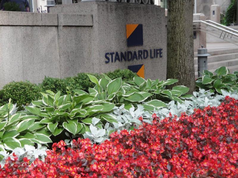 2012 - Non-Turf Maintenance  - Standard Life