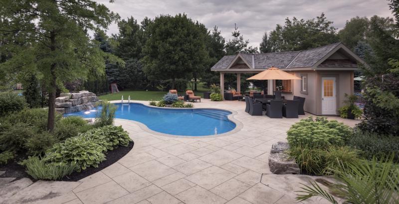2012 - Residential Construction - $50,000 - $100,000 - spacious patio