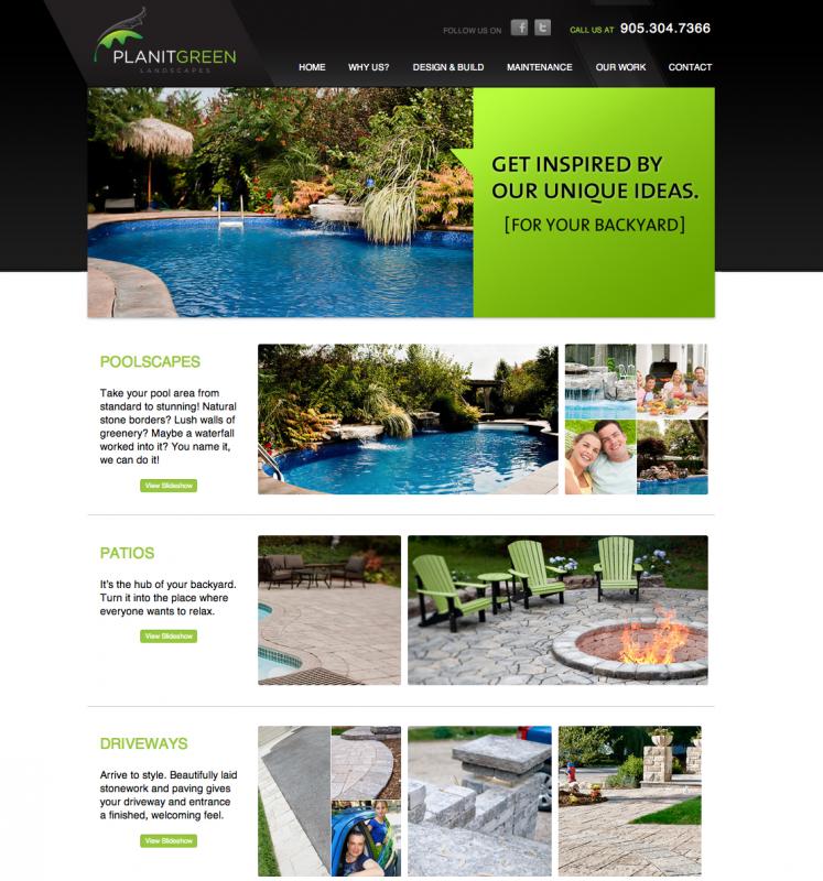 2012 - Web Sites