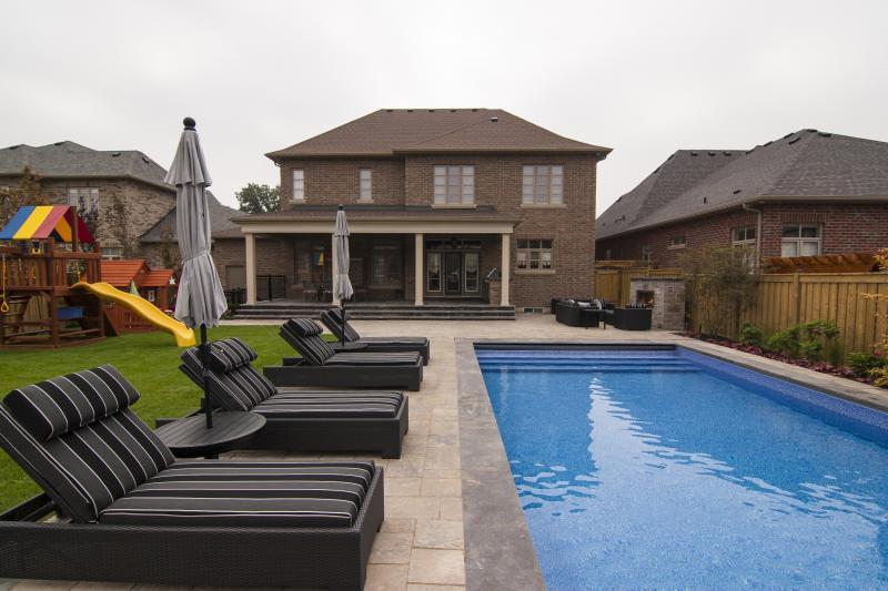 2013 - Residential Construction  - $100,000 - $250,000 - Pool and home