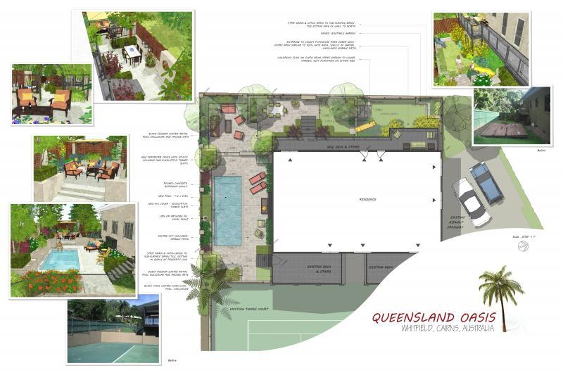2013 - Private Residential Design - 2500 to 5000 sq ft - Design board