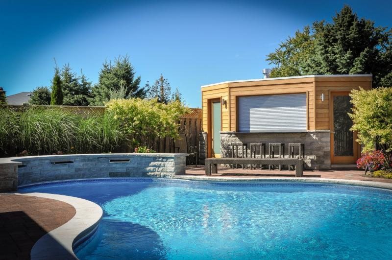 2013 - Residential Construction - $50,000 - $100,000 - Pool Cabana
