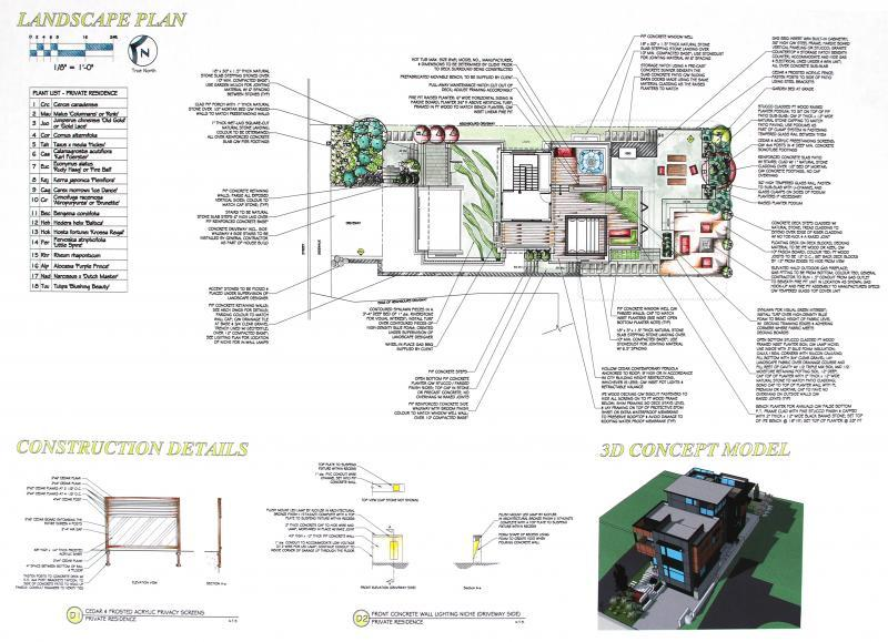 2013 - Private Residential Design - 2500 to 5000 sq ft