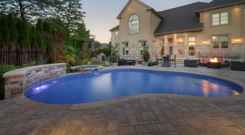 2013 - Residential Construction - $250,000 - $500,000 - Backyard After 4A