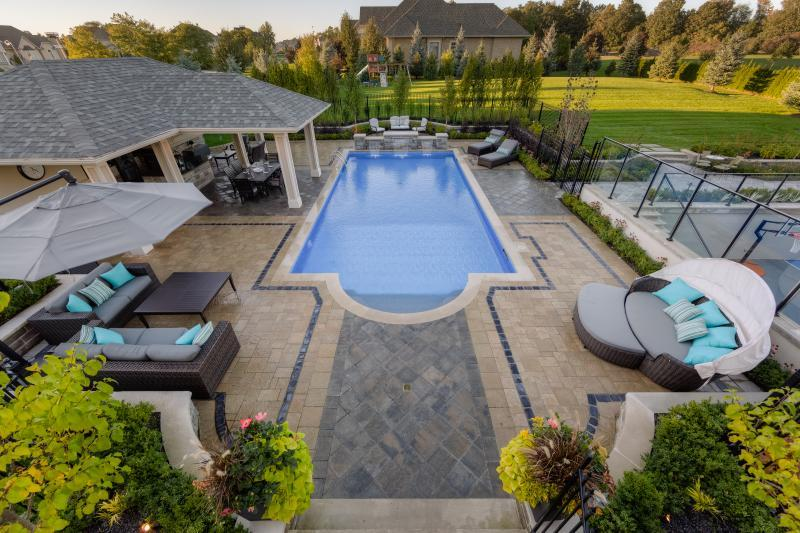 2013 - Residential Construction - $250,000 - $500,000 - Backyard After 35A