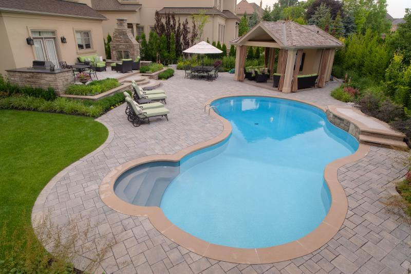 2013 - Residential Construction - $250,000 - $500,000 - Backyard After 41A