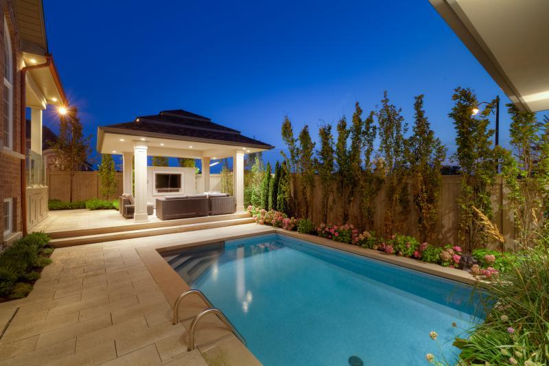 2013 - Residential Construction - $250,000 - $500,000 - Backyard After 50A