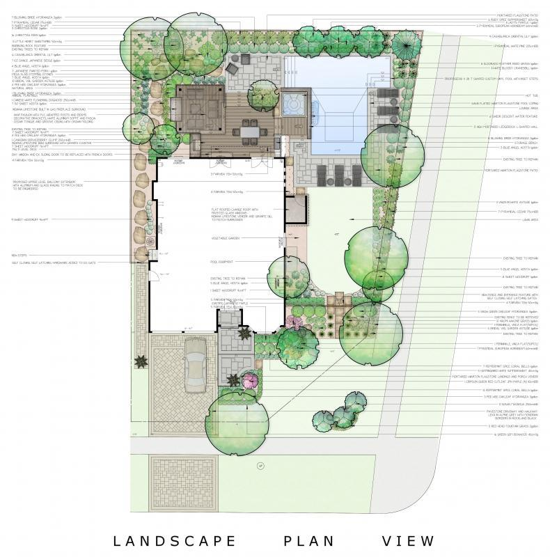 2013 - Private Residential Design - 5000 sq ft or more - Design Closeup