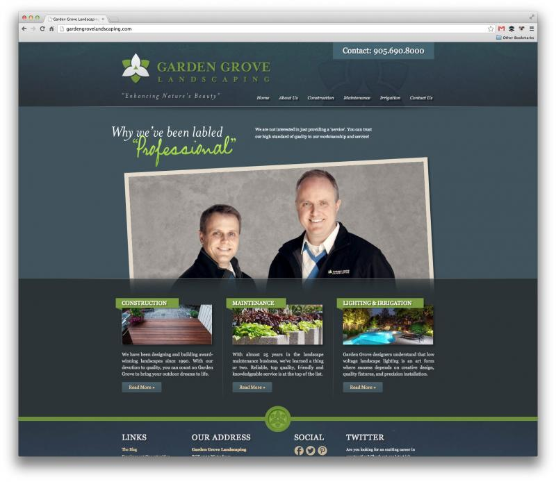 2013 - Web Sites  - Home Page Brothers