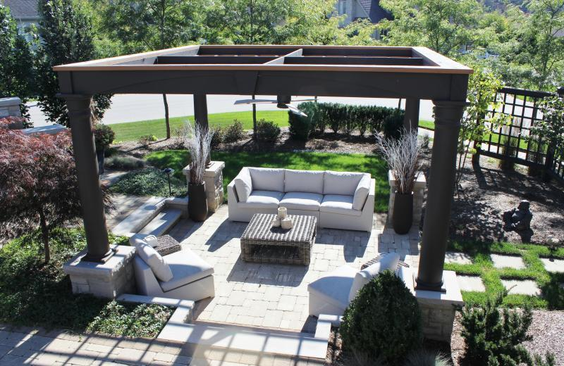 2013 - Residential Construction  - $100,000 - $250,000 - Pergola View