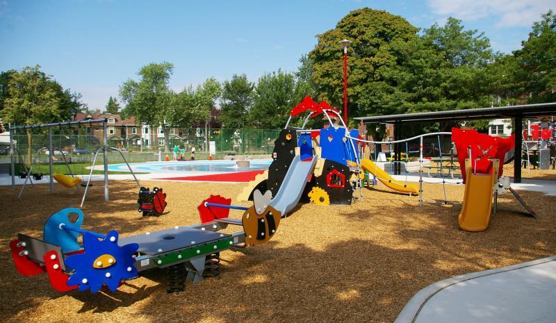 2014 - Special Interest Construction  - Junior Play Area