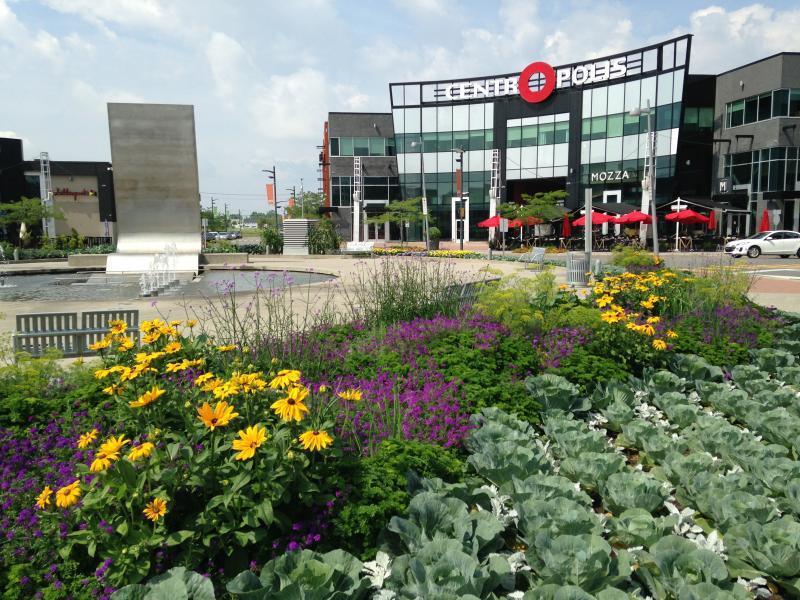 2014 - Corporate Building Maintenance -  Over 2 acres