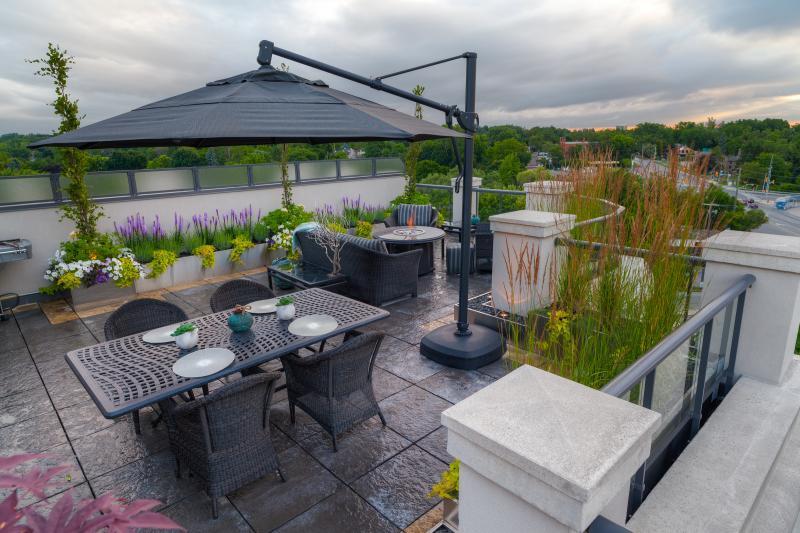 2014 - Balcony or Rooftop Garden