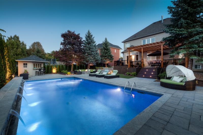 2014 - Residential Construction  - $100,000 - $250,000 - Night Shot 3