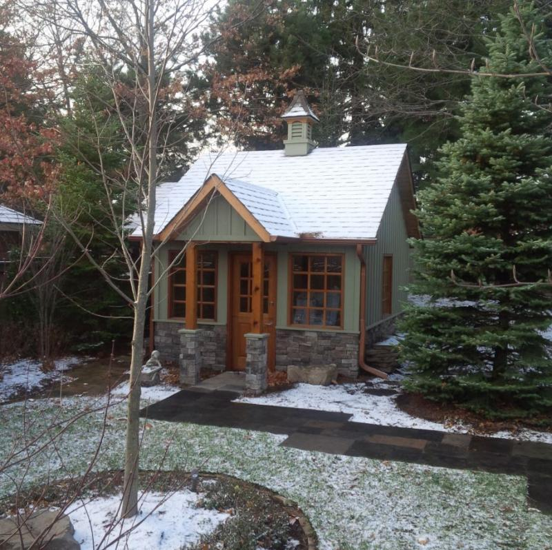 2014 - Special Interest Construction  - Beautiful & Functional Year Round